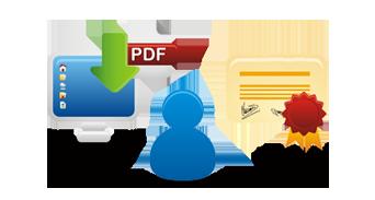 Descarga de Certificados on-line